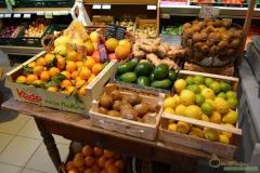 Große Auswahl an feinen Zitrusfrüchten