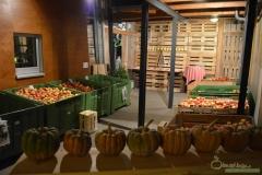 Apfelfreiverkauf